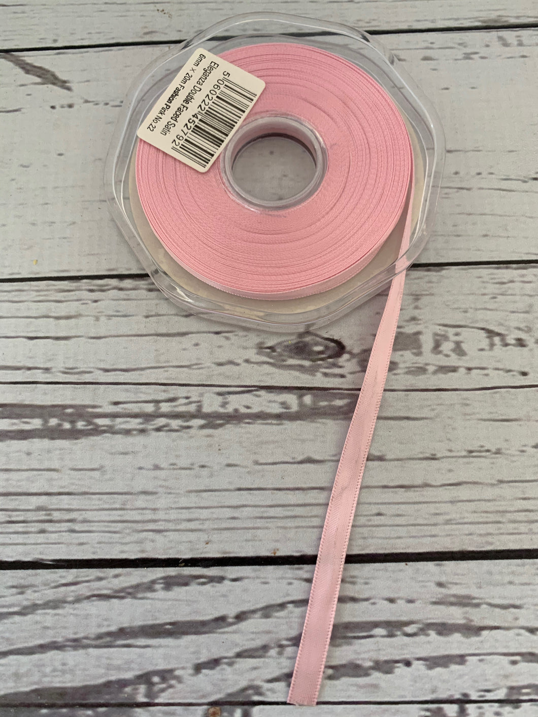 Ribbon - Fashion Pink - various sizes