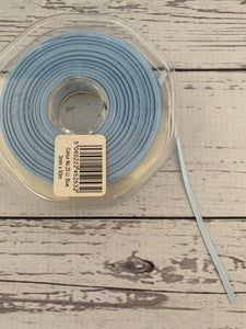 Ribbon - Light Blue various sizes