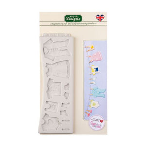 Mould - Katy Sue  - Baby Clothes Washing Line