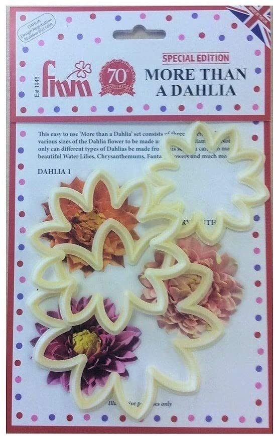 Cutter - Dahlia set of 3