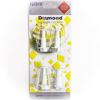 Cutter - Set of 4 Diamond Plungers
