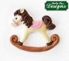 Katy Sue Mould - Rocking Horse