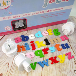 Cutter -Push easy plunger lower case