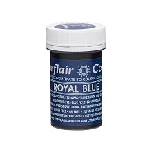 25g Sugarflair Concentrate paste - BLUES