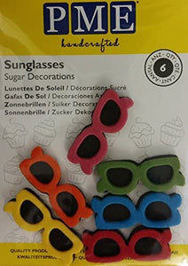 Edible Decorations- Sunglasses