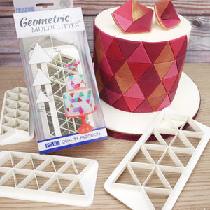 PME Geometrics - Trianges set of 3