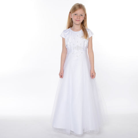 Merida Communion Dress & Jacket by Linzi Jay