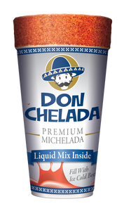 Don Chelada Premium Michelada Liquid Cup