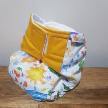 Load image into Gallery viewer, Modern Cloth Nappy Pack- Carer 2.2-On an adventure