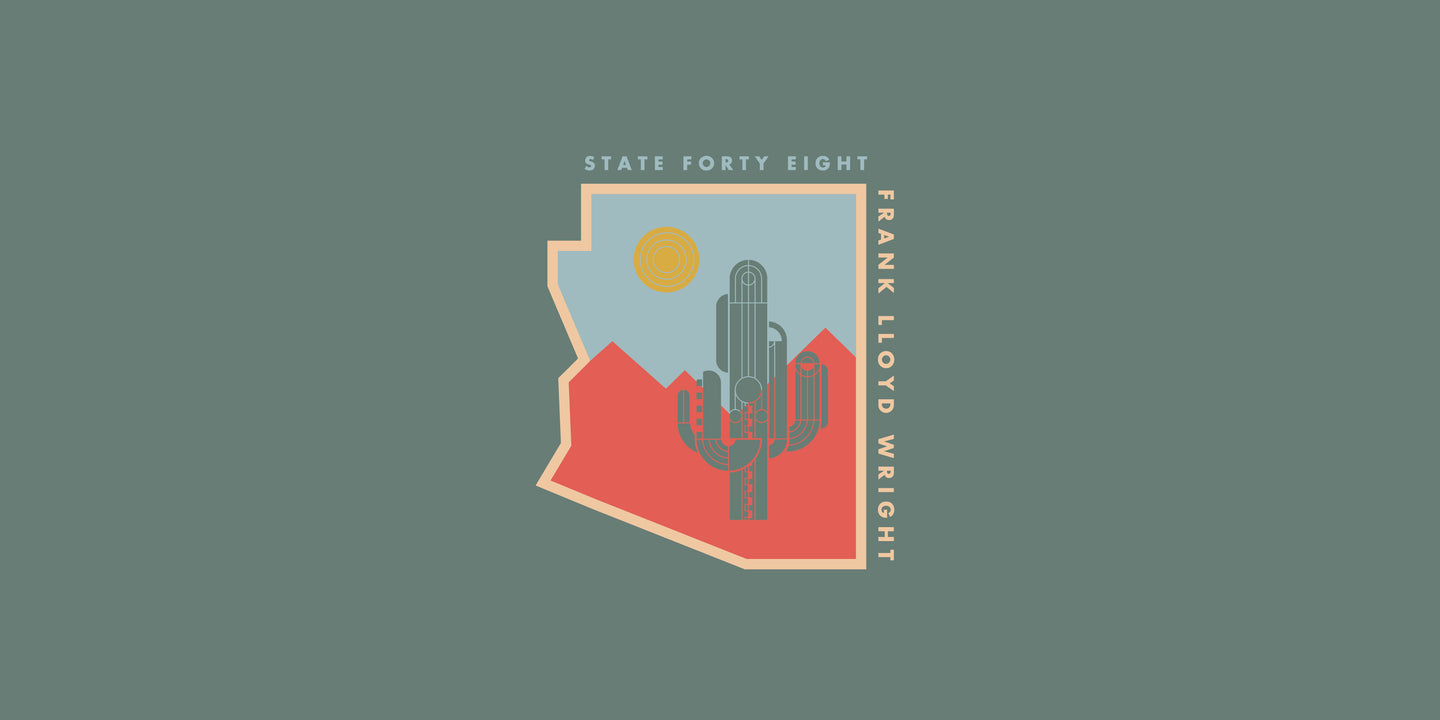 State Forty Eight x Frank Lloyd Wright