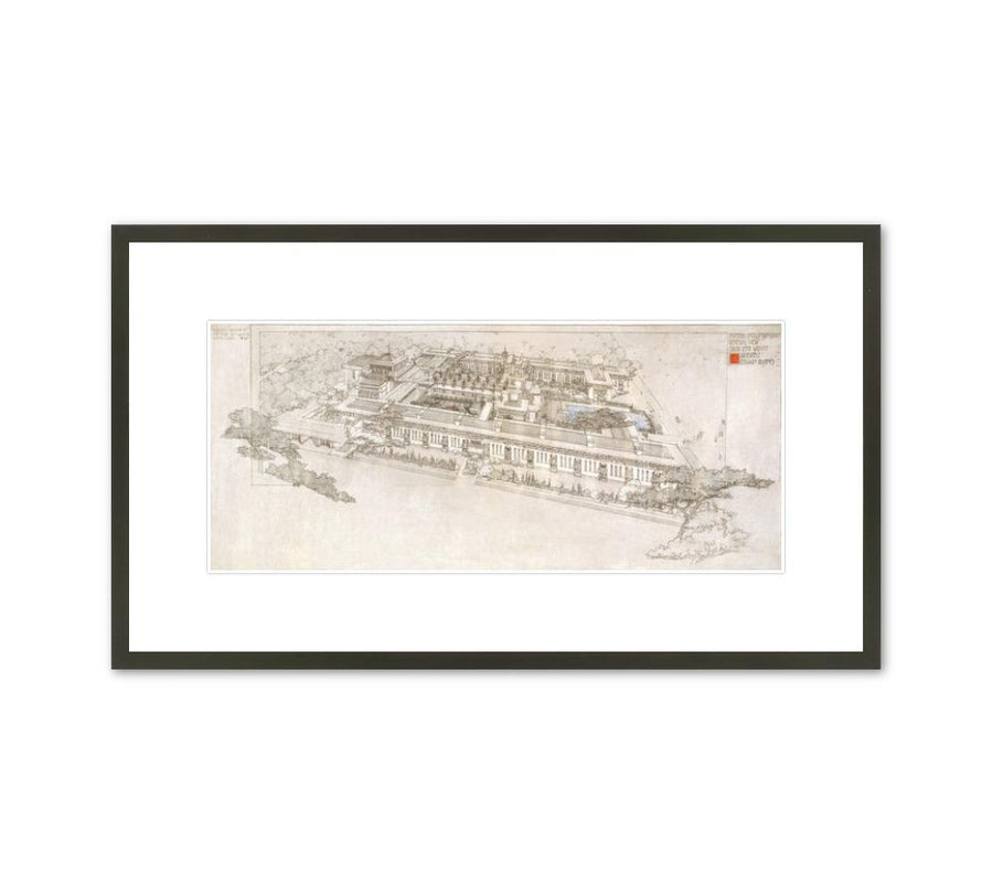 Imperial Hotel Print