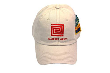 Front of Taliesin West Foley Arizona Hat