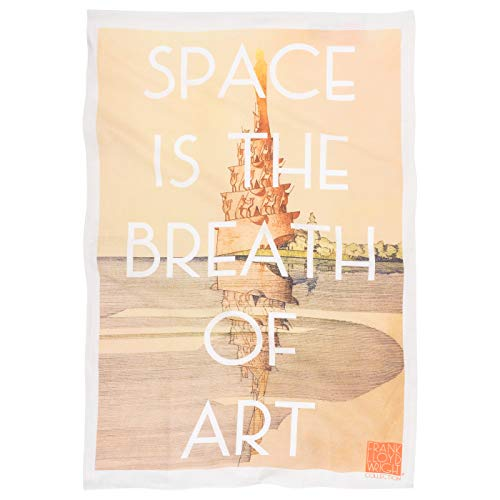 Tea Towel (Quote-Space)