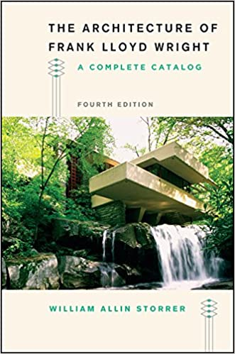 Front cover of Frank Lloyd Wright: A Complete Catalog (4th Edition).