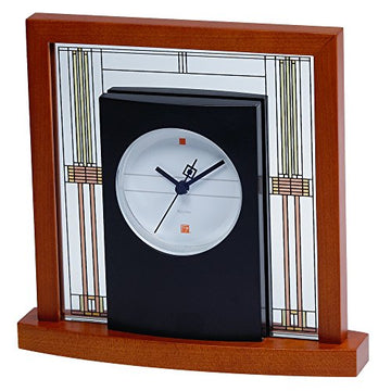 Willits House Table Clock from front