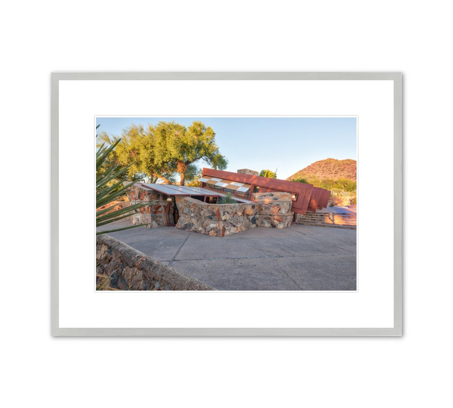 Taliesin West Wright's Office Print