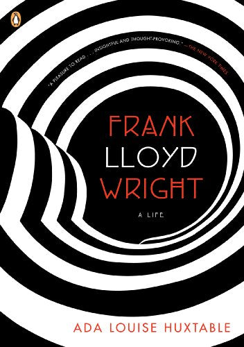 Front cover of Frank Lloyd Wright: A Life.