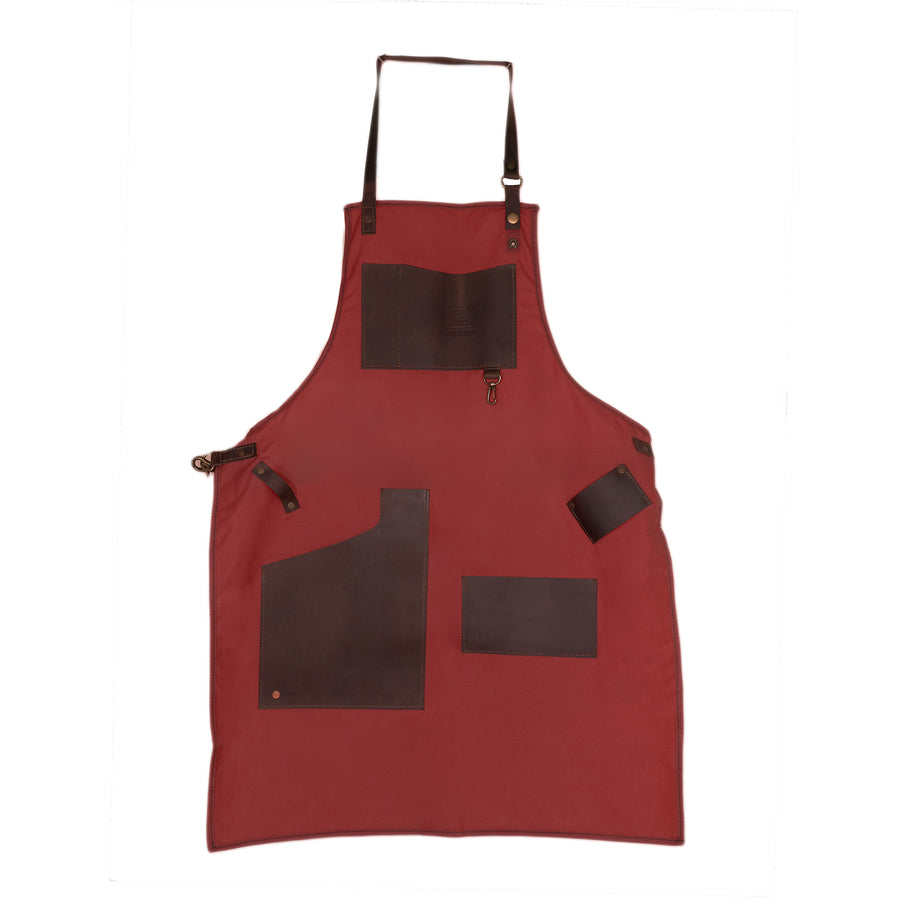 Taliesin West Apprentice's Waxed Canvas Apron
