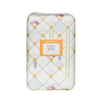 April Showers Citrus Grove Soap