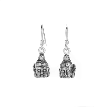 Cabaret Buddha Earrings