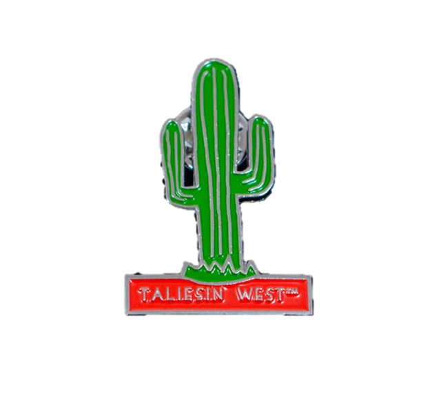 Photo of Saguaro Cactus Pin with