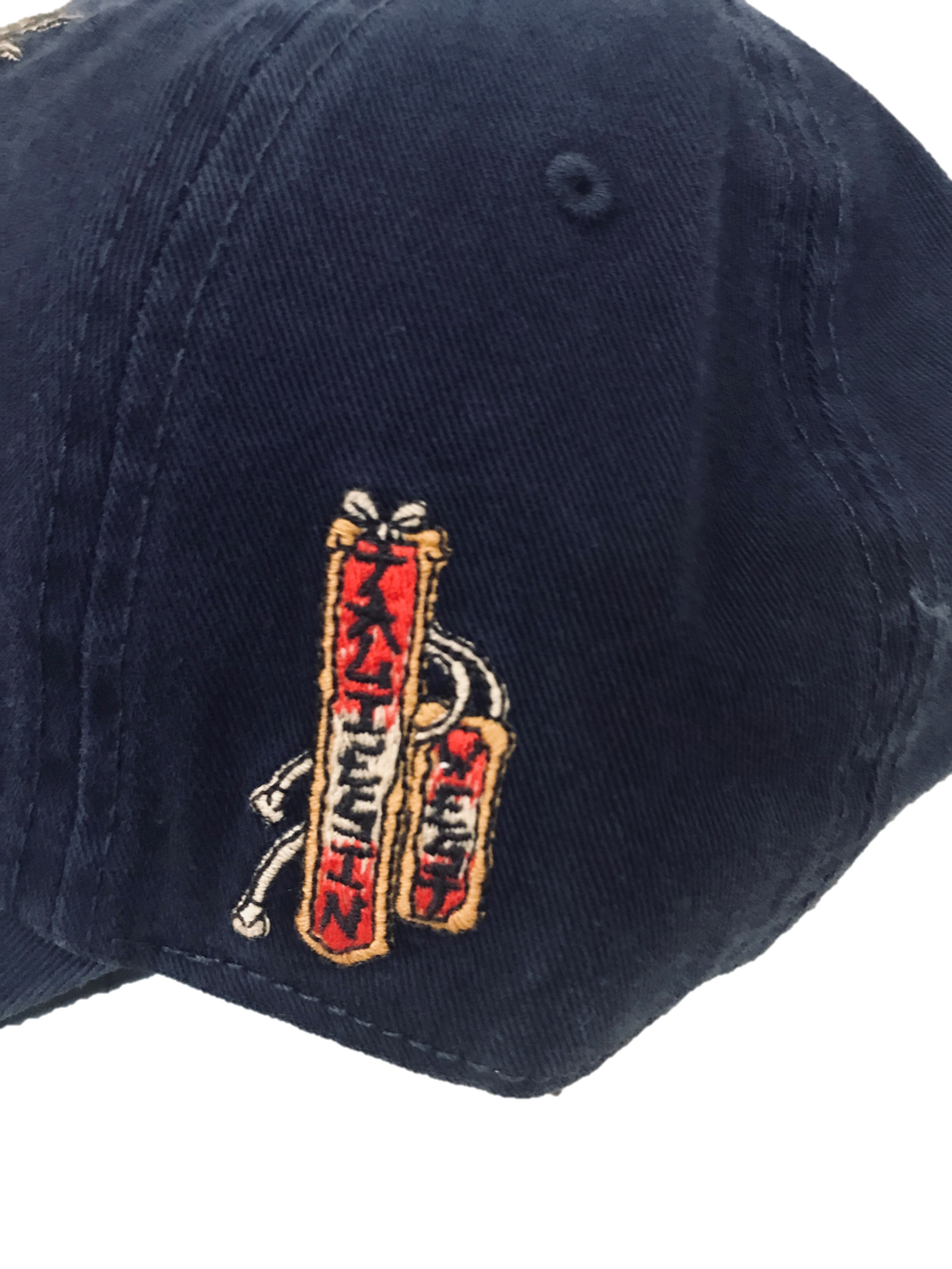 Taliesin West Dragon Carter Hat - Navy