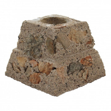 Photo of Taliesin West Desert Masonry Candle Block