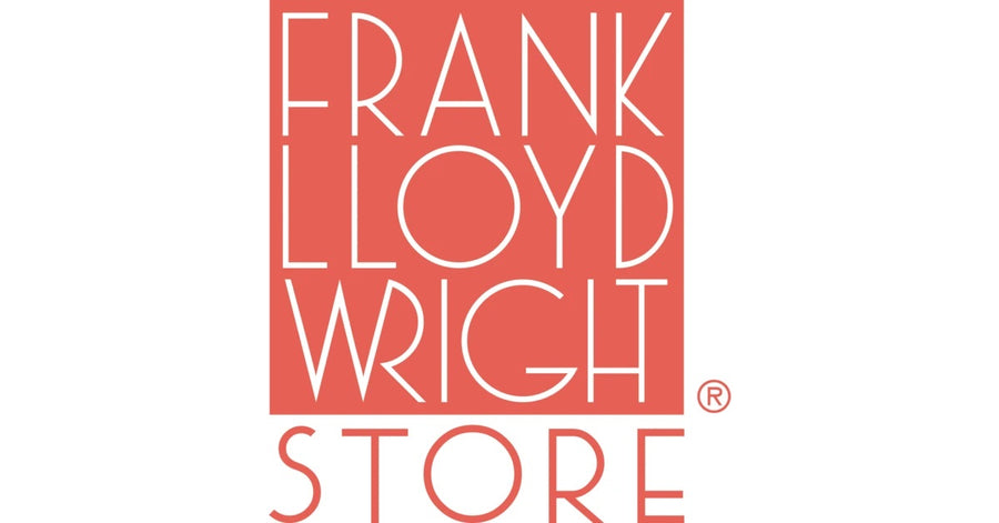 Logo of the Frank Lloyd Wright Store