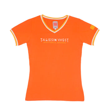 Taliesin West Ladies Short Sleeve Eastwood Tee