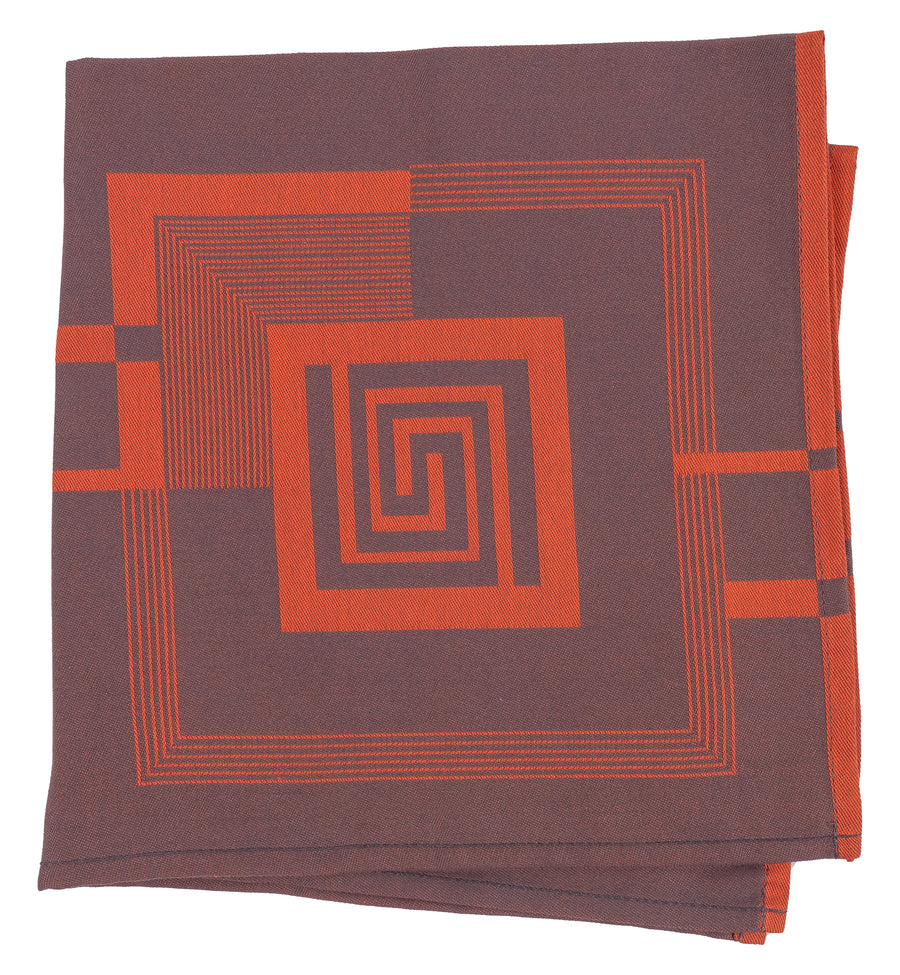 Whirling Arrow Jacquard Napkin