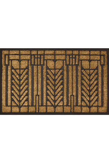 Tree of Life Welcome Mat top