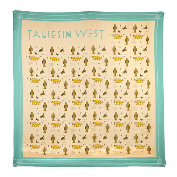 Taliesin West Desert Security Scarf