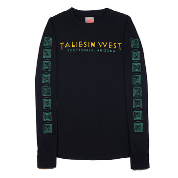 Taliesin West Ladies Long Sleeve Brass Tee