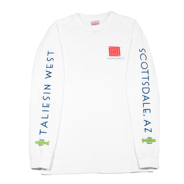 Taliesin West Long Sleeve Maverick Tee