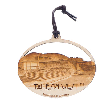 Taliesin West Wood Ornament