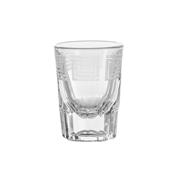 Taliesin West Whirling Arrow Shot Glass