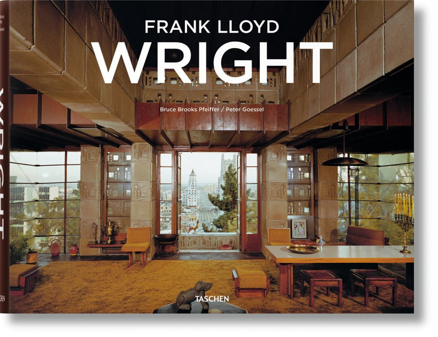 Frank Lloyd Wright by B. Pfeiffer