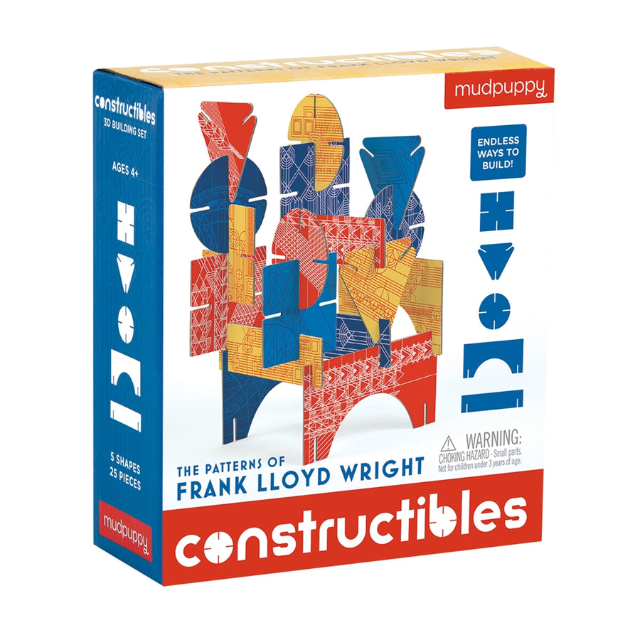 Frank Lloyd Wright Constructibles Set