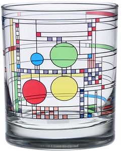 Photo of Coonley Playhouse Double Old Fashioned Glass