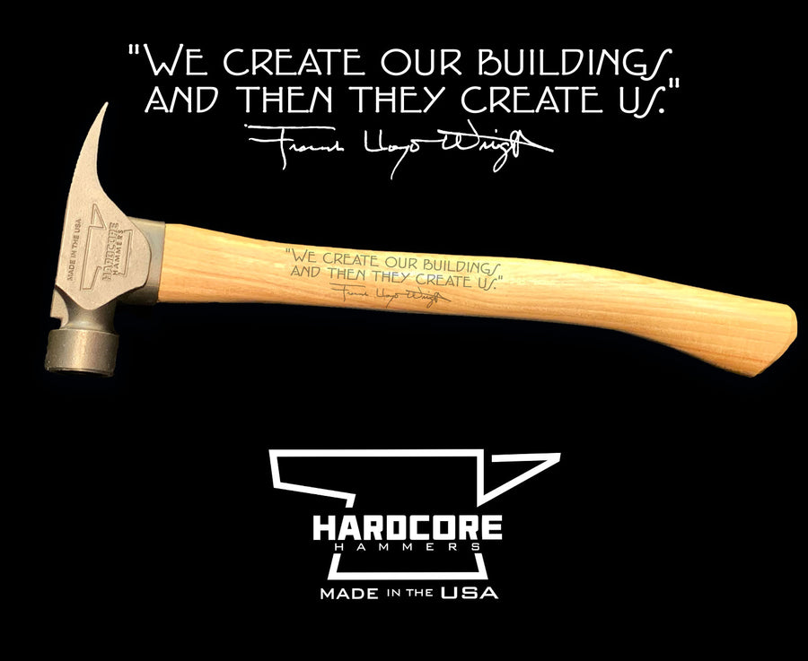 Hardcore Quote Hammer