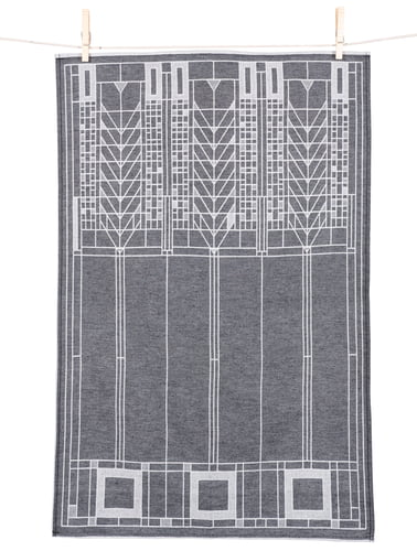 Tree of Life Jacquard Tea Towel