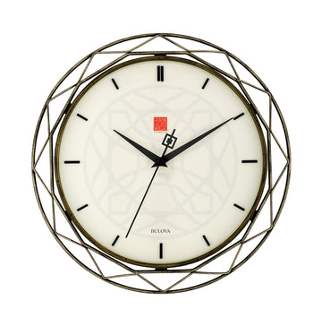 Image of Luxfer Prism Wall Clock