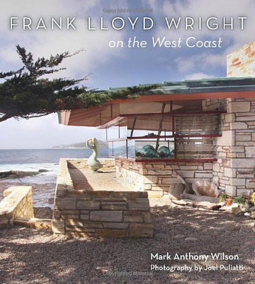 Front cover of Frank Lloyd Wright on the West Coast.