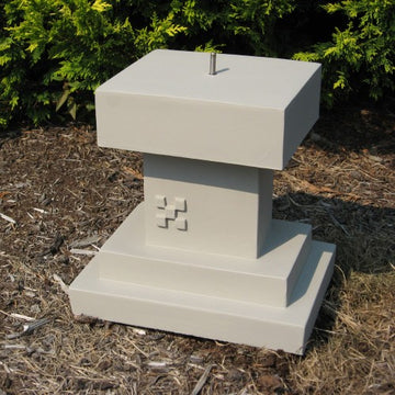 Frank Lloyd Wright Sprite Pedestal (for 31″ Sprites)