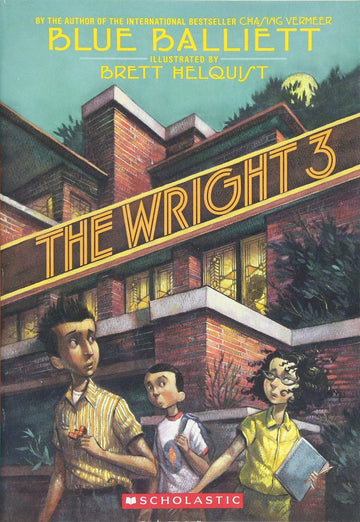 Front cover of The Wright 3.