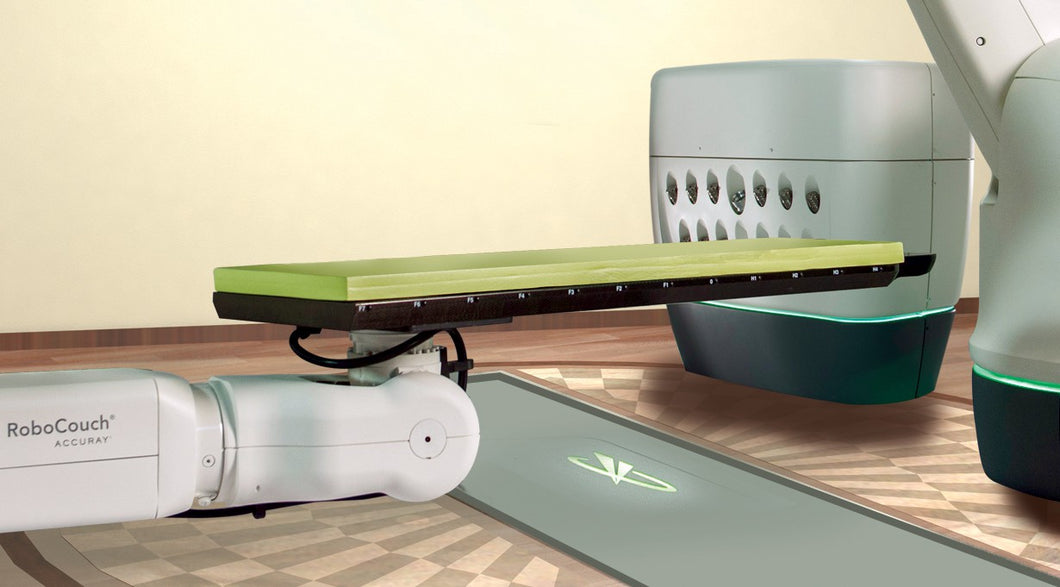 RoboCouch® Flat Table Top Pad - Cyberknife