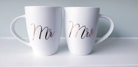 Couple Mug Set (2 piece)