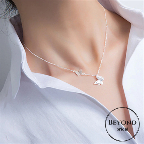 beyond bridal necklace