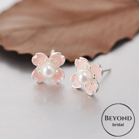 beyond bridal earrings
