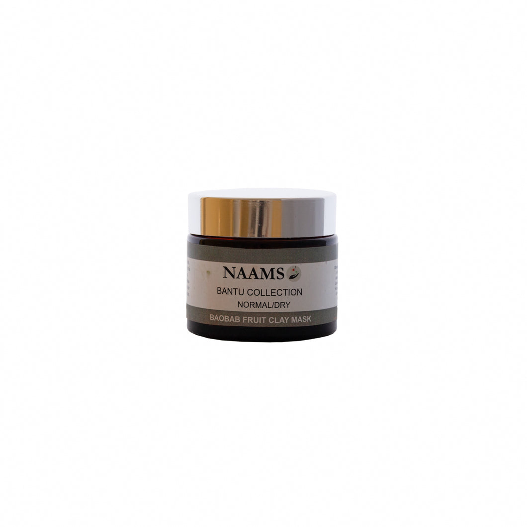 Baobab Fruit Infusion Mask - NAAMSO